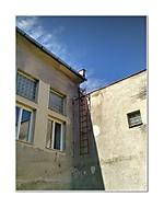 O nedokončenom rebríku