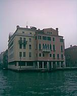Dům-Benátky v mlze
