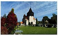 Kostelík sv. Ondřeje v Chlístovicích...