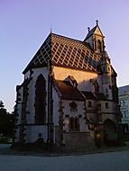 Kaplnka v Košiciach