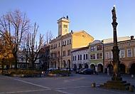 Radnice na náměstí Míru