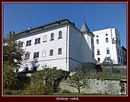 Slatiňany - zámek
