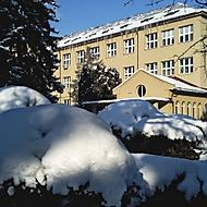 Snežné pohľady mestské
