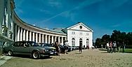 BMW sraz na zámku Kačina