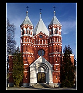 kostel Svatého Vincence z Paoli..