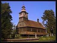 Kostel Všech svatých v Sedlišti.