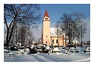 Římskokatolický kostel v Ostravě Kunčičkách