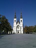 Kostelík v Ostravě