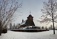 Zimní sv. Kateřina