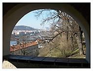 kuk na Pražský hrad