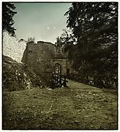 Litická hlavní brána