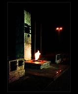 Památník obětem Katyňského masakru