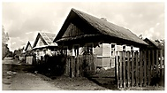 Vesnice Prasci -  Bělorusko