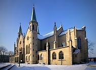 Kostel sv. Barbary