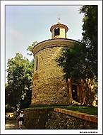 Rotunda Sv.Martina v Praze