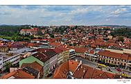Pohled z Třebíčské věže.