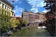 Utrecht a jeho vodní cesty