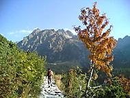 Tatry na podzim