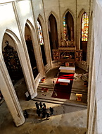 Chrám sv.Barbory Kutná Hora.