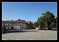 Opočno náměstí