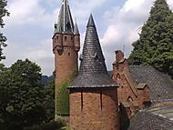 Hradec nad Moravicí - věže Červeného zámku