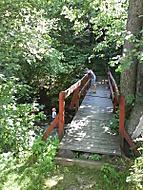 hrádky na mostě