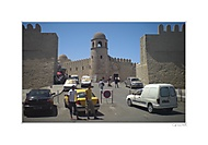 Medina, Sousse (gallows) - Sony Ericsson K810i