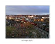 Libeňské podzimní odpoledne...