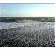 ..... moře v Heasting.....