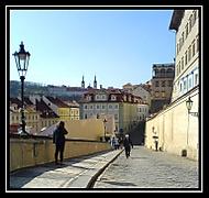 Z Prahy...