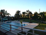 Výhled na palmy