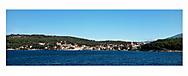 Chorvatské pobřeží očima námořníka