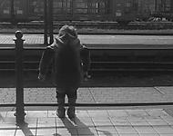čekám na vlak