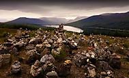 Skotské výhledy na Highlandu