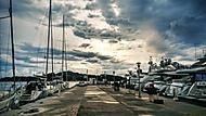 Marina v Tribunj, Chorvatsko