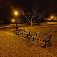 Noční park