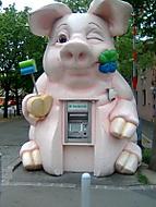 Bankomat ve Vídni