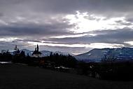 Malenovický kostel sv. Ignáce z Loyoly