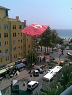 turecko z okna cleo mare