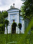 Přepychy - Kaple Panny Marie Lurdské