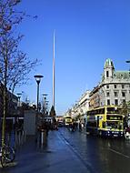 Dublin City - O'Connell Street