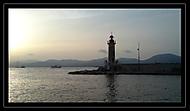 Maják v St. Tropez