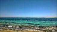 Moře v Hurghadě
