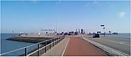 přístav na ostrově Ameland