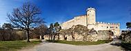 hrad Boskovice.