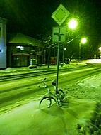 Zimní výbava jízdního kola