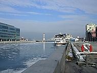 Přístav v Malmö