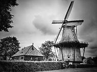 Větrný mlýn De Zandhaas