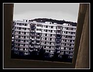 Pohled z okna ....