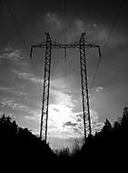 elektrická brána do nebes